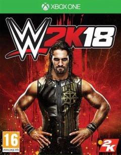 Jaquette de WWE 2K18 Xbox One