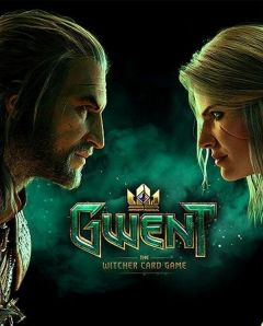 Jaquette de Gwent : The Witcher Card Game PS4