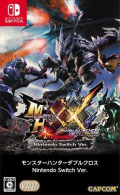Jaquette de Monster Hunter XX Nintendo Switch