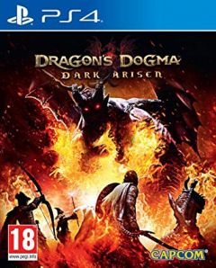 Jaquette de Dragon's Dogma : Dark Arisen PS4