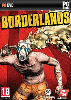 Jaquette de Borderlands PC