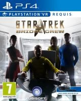 Jaquette de Star Trek : Bridge Crew PlayStation VR