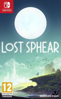 Jaquette de Lost Sphear Nintendo Switch