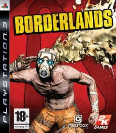 Jaquette de Borderlands PlayStation 3