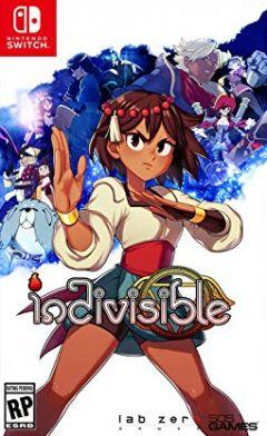 Jaquette de Indivisible Nintendo Switch