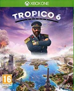 Jaquette de Tropico 6 Xbox One