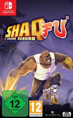 Jaquette de Shaq Fu : A Legend Reborn Nintendo Switch