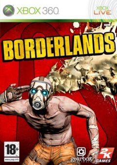 Jaquette de Borderlands Xbox 360