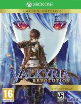 Jaquette de Valkyria Revolution Xbox One