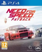 Jaquette de Need For Speed Payback PS4