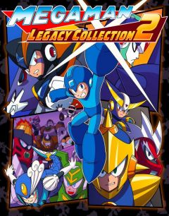 Jaquette de Mega Man Legacy Collection 2 PS4