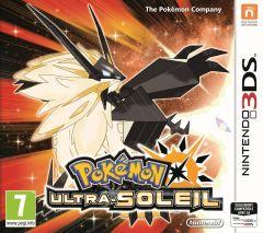 Jaquette de Pokémon Ultra-Soleil Nintendo 3DS