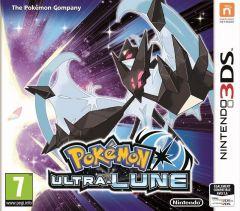 Jaquette de Pokémon Ultra-Lune Nintendo 3DS