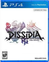 Jaquette de Dissidia Final Fantasy NT PS4