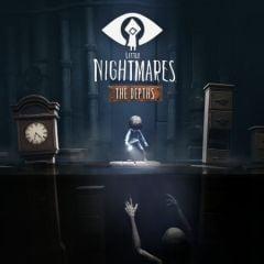 Jaquette de Little Nightmares : Secrets of the Maw - Chapitre 1 : Les Profondeurs PS4