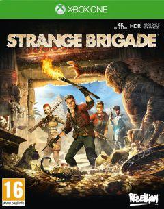 Jaquette de Strange Brigade Xbox One