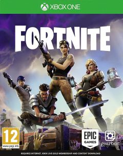 Jaquette de Fortnite Xbox One