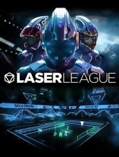 Jaquette de Laser League PC