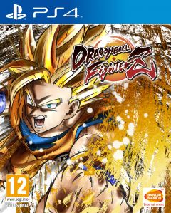 Jaquette de Dragon Ball FighterZ PS4