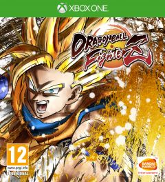 Jaquette de Dragon Ball FighterZ Xbox One