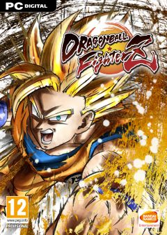 Jaquette de Dragon Ball FighterZ PC