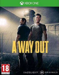 Jaquette de A Way Out Xbox One