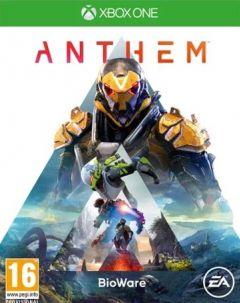 Jaquette de Anthem Xbox One