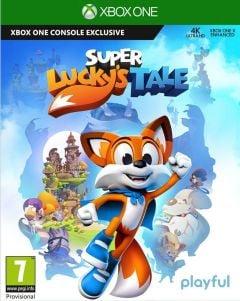 Jaquette de Super Lucky's Tale Xbox One