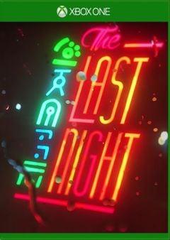 Jaquette de The Last Night Xbox One