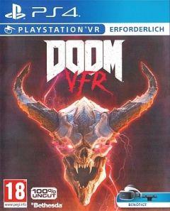 Jaquette de DOOM VFR PlayStation VR