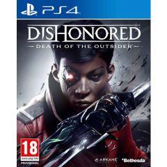 Jaquette de Dishonored : La mort de l'Outsider PC