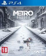 Jaquette de Metro Exodus PS4