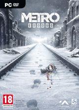 Jaquette de Metro Exodus PC