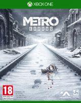 Jaquette de Metro Exodus Xbox One