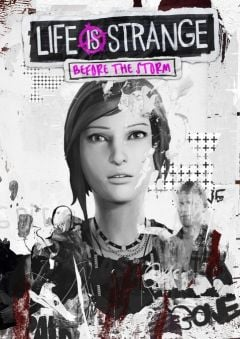 Jaquette de Life is Strange Before the Storm PS4