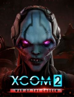 Jaquette de XCOM 2 : War of the Chosen PS4