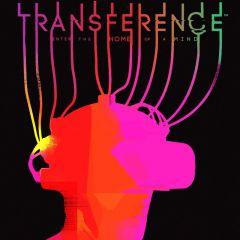 Jaquette de Transference PS4