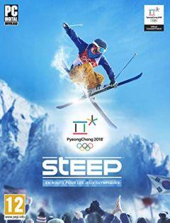 Jaquette de Steep : En route pour les Jeux Olympiques PC