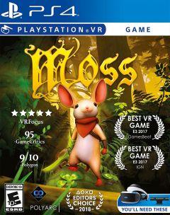 Jaquette de Moss PlayStation VR