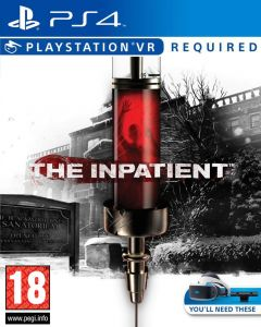 Jaquette de The Inpatient PlayStation VR