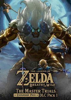 Jaquette de The Legend of the Zelda : Breath of the Wild - Les Épreuves Légendaires Nintendo Switch