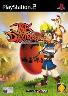 Jaquette de Jak and Daxter : The Precursor Legacy PlayStation 2