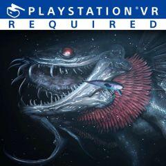 Jaquette de Monster of the Deep : Final Fantasy XV PlayStation VR