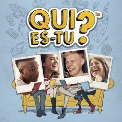 Jaquette de Qui es-tu ? - Playlink PS4