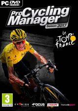 Jaquette de Pro Cycling Manager 2017 PC