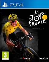 Jaquette de Le Tour de France 2017 PS4