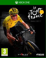 Jaquette de Le Tour de France 2017 Xbox One