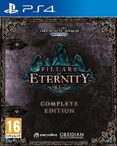 Jaquette de Pillars of Eternity Complete Edition PS4