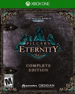 Jaquette de Pillars of Eternity Complete Edition Xbox One