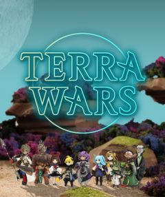 Jaquette de Terra Wars PC